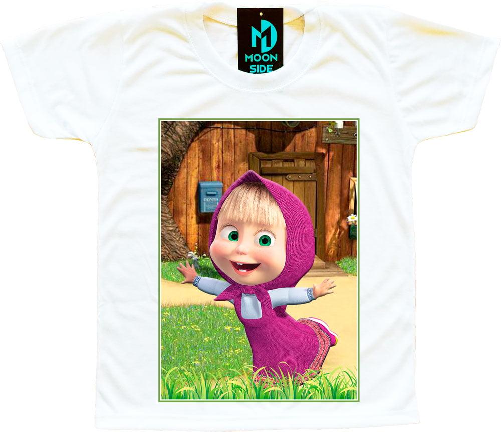 Camiseta masha