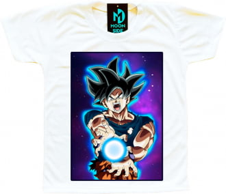 camiseta goku migate dragon ball