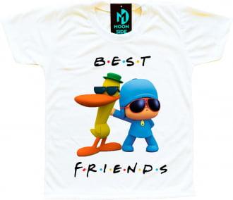 camiseta pocoyo best friends