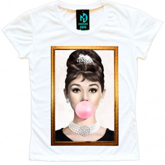camiseta bonequinha de luxo