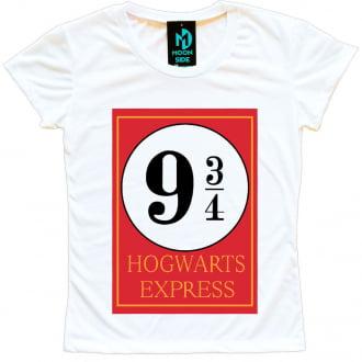 camiseta plataforma 934 harry potter