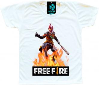 camiseta wukong free fire