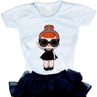 Camiseta Boneca Lol Surprise It Baby