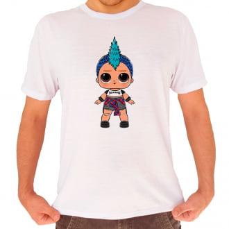 Camiseta Lol Surprise Punk Boi - Adulto
