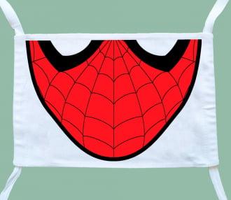máscara homem aranha ( 3 unidades)