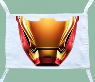 máscara homem de ferro ( 3 unidades)