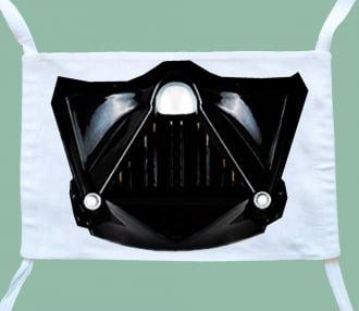 máscara darth vader ( 3 unidades)