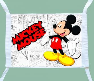 máscara Mickey mouse ( 3 unidades)