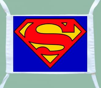máscara superman ( 3 unidades)