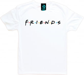 Camiseta Friends Clássica