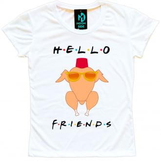 Camiseta Friends Thanksgiving