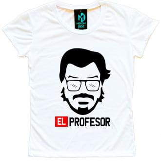 Camiseta La Casa De Papel El Professor