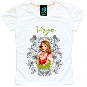 camiseta signo virgem